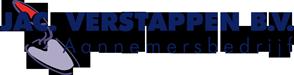 Jac Verstappen aannemer Logo